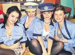 Polițiste